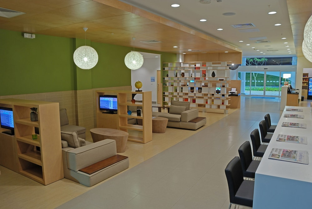 Lobby, Holiday Inn Express Managua, an IHG Hotel