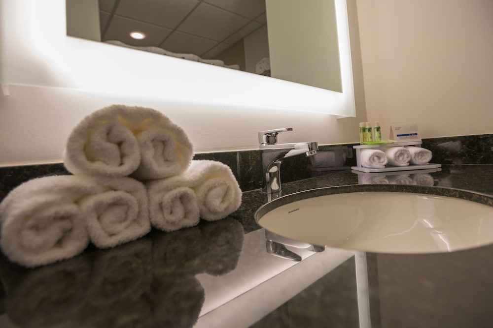 Bathroom, Holiday Inn Express Managua, an IHG Hotel