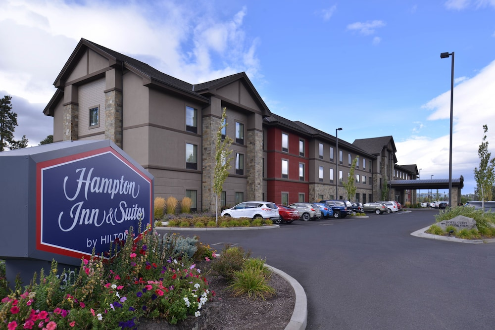 Front of Property, Hampton Inn & Suites Bend