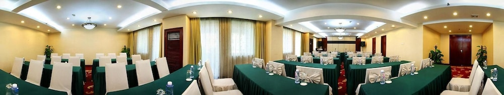 Meeting Facility, ACK Cyber Hotel