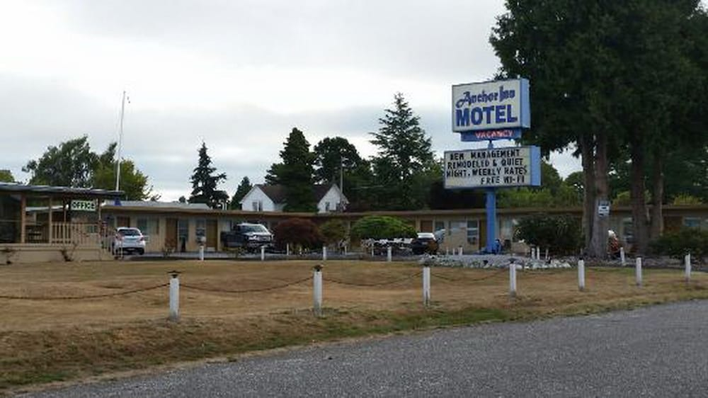 Front of Property, Anchor Inn Motel