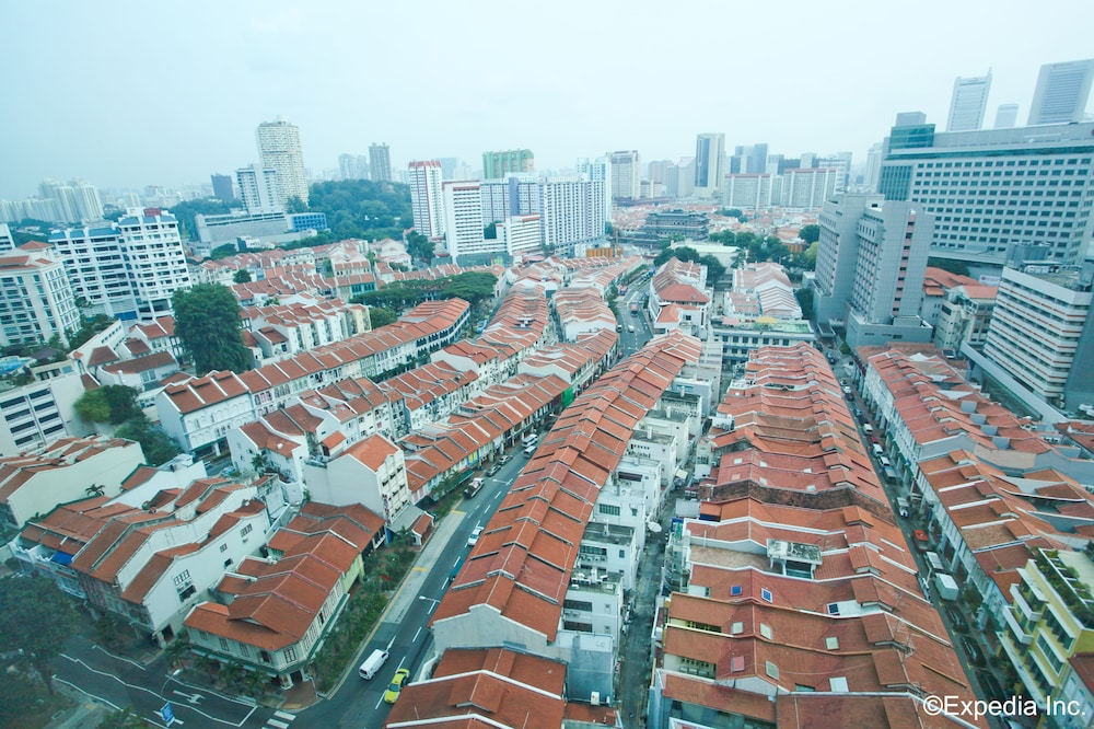 View from Property, Orchid Hotel (SG Clean)