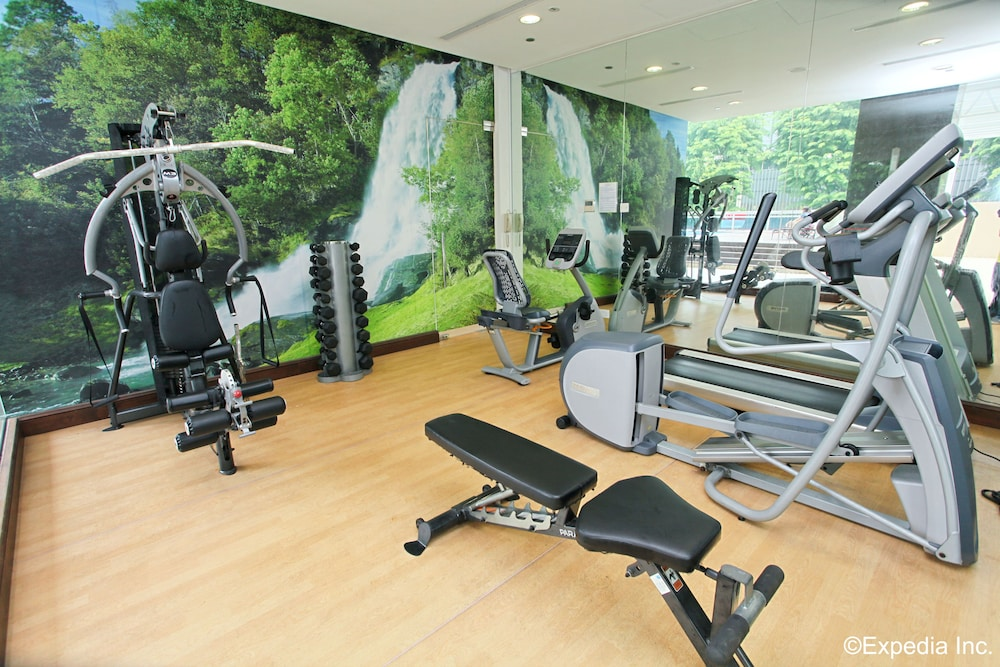 Gym, Orchid Hotel (SG Clean)