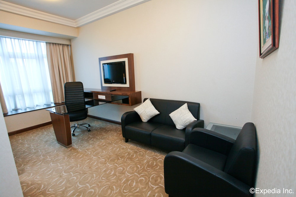 Living Room, Orchid Hotel (SG Clean)