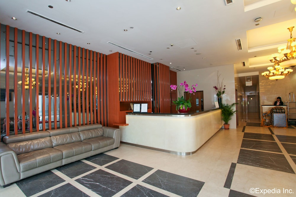 Lobby, Orchid Hotel (SG Clean)
