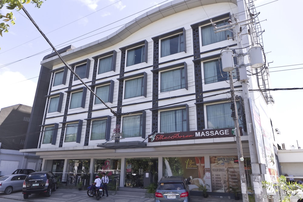 Exterior, Eloisa Royal Suites