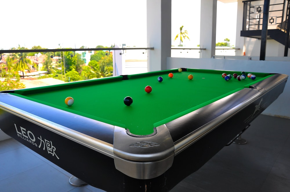 Billiards, Eloisa Royal Suites
