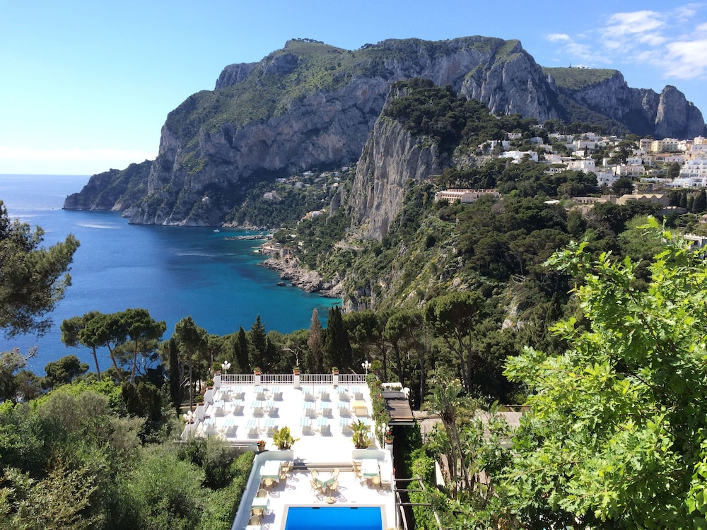 Hotel Villa Brunella In Capri Hotel Rates Reviews On Orbitz