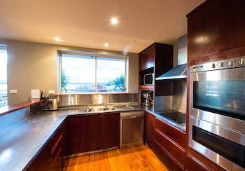 Sullivans Cove Apartments Tasmania Australia