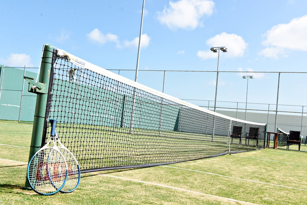 Tennis Court, Royalton Riviera Cancun Resort & Spa - All Inclusive