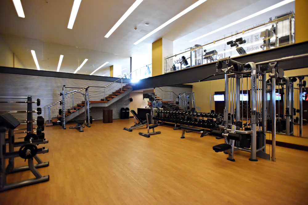 Gym, Royalton Riviera Cancun Resort & Spa - All Inclusive
