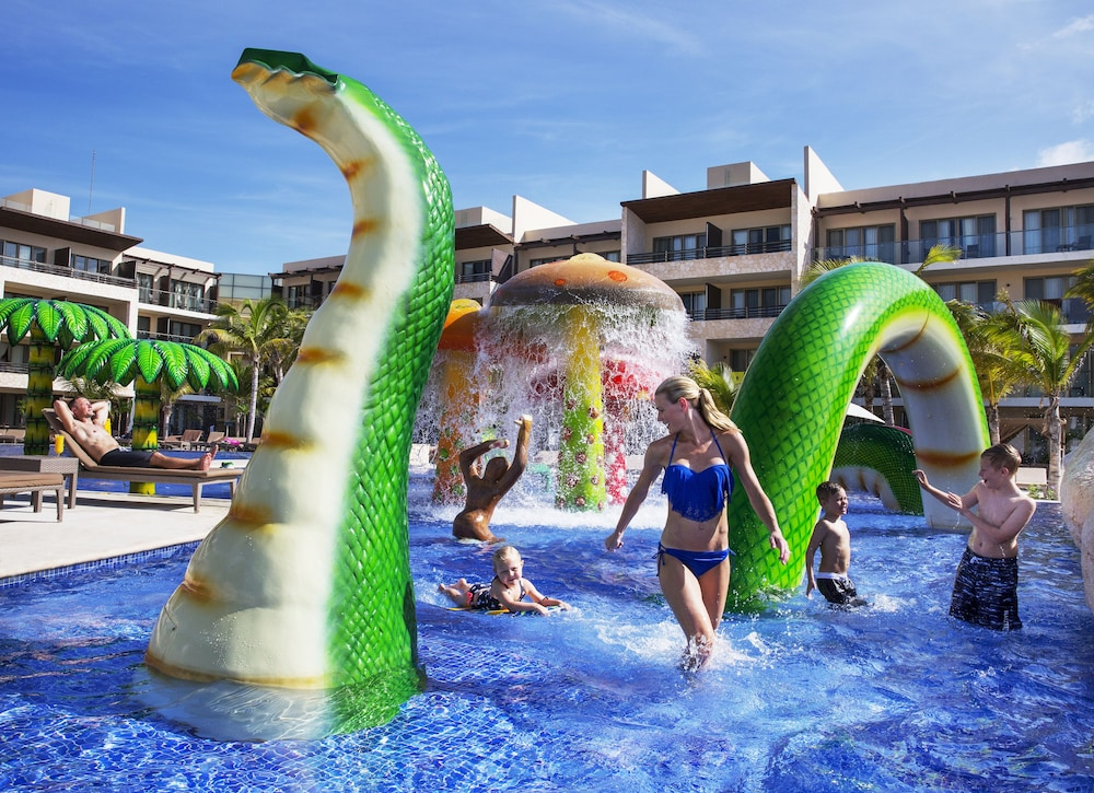 Children's Pool, Royalton Riviera Cancun Resort & Spa - All Inclusive