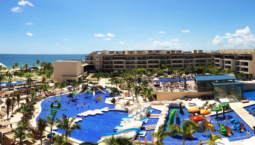 Children's Play Area - Indoor, Royalton Riviera Cancun Resort & Spa - All Inclusive