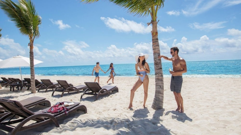 Beach, Royalton Riviera Cancun Resort & Spa - All Inclusive