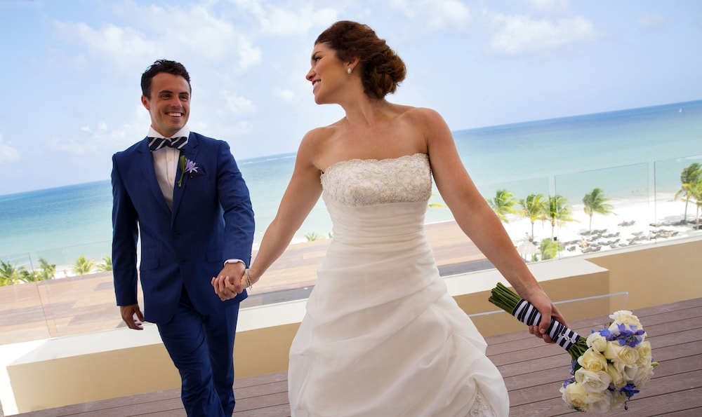 Outdoor Wedding Area, Royalton Riviera Cancun Resort & Spa - All Inclusive