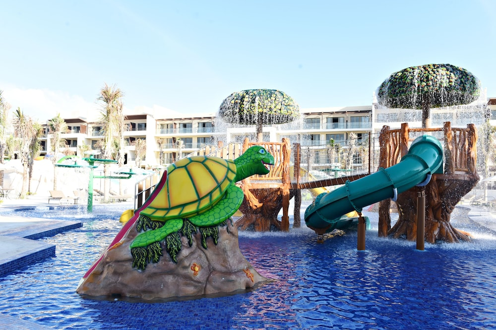Water Park, Royalton Riviera Cancun Resort & Spa - All Inclusive