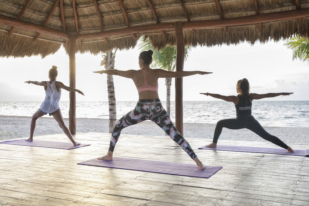 Yoga, Royalton Riviera Cancun Resort & Spa - All Inclusive