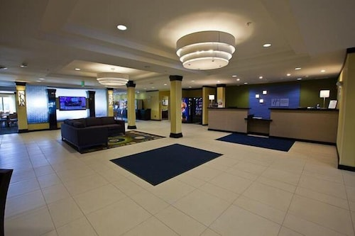 Reception, Holiday Inn Express & Suites Monroe, an IHG Hotel