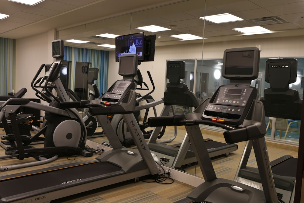 Fitness Facility, Holiday Inn Express & Suites Monroe, an IHG Hotel