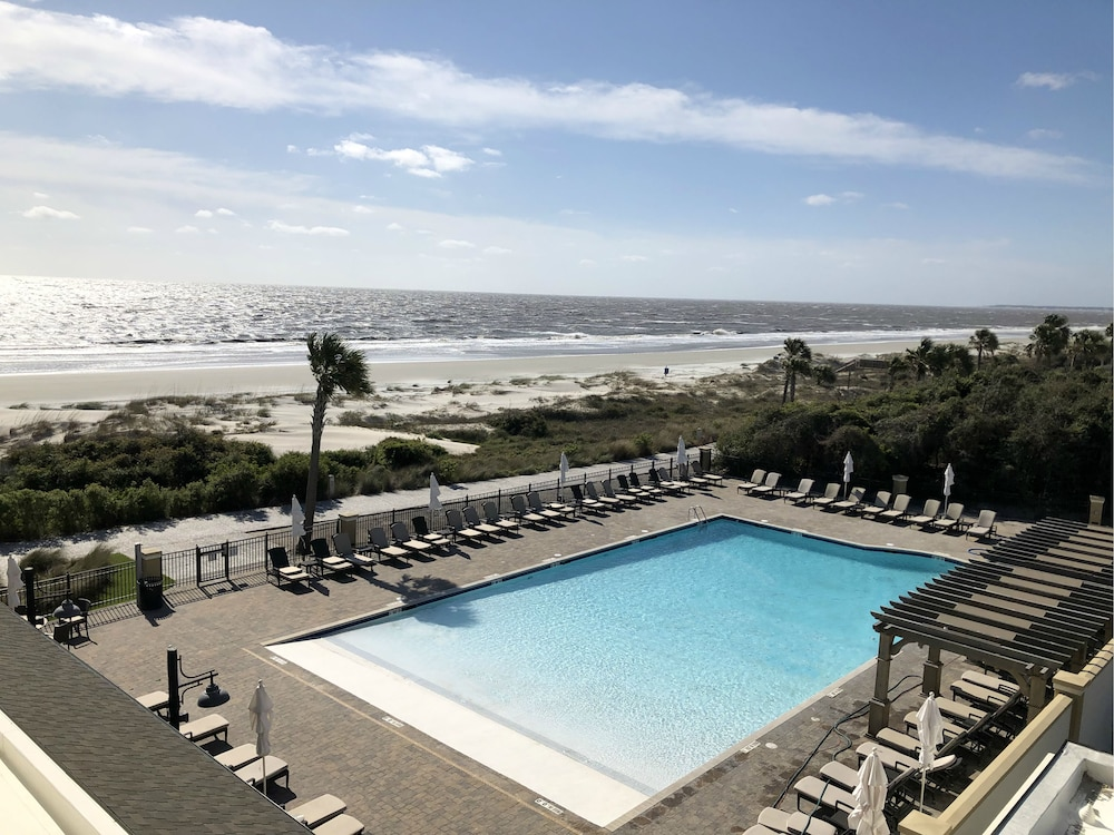 Outdoor Pool, The Westin Jekyll Island