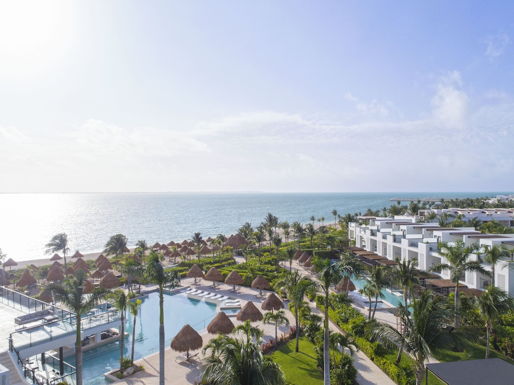 Aerial View, Finest Playa Mujeres by The Excellence Collection  All inclusive