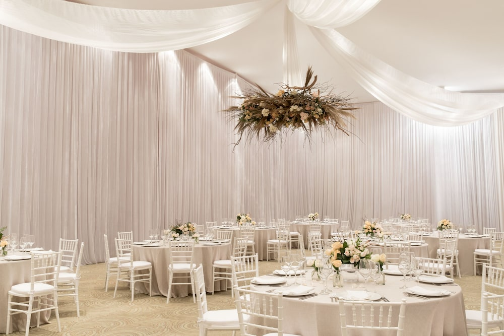 Indoor Wedding, Finest Playa Mujeres by The Excellence Collection  All inclusive