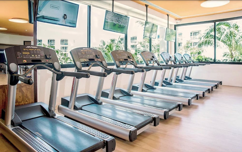 Fitness Facility, Finest Playa Mujeres by The Excellence Collection  All inclusive