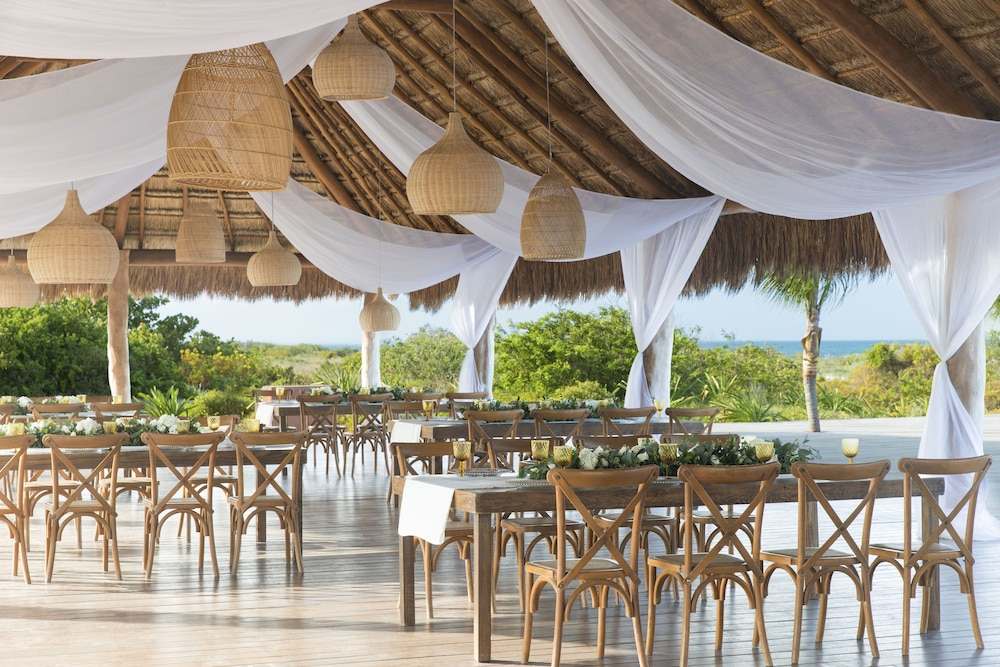 Outdoor Wedding Area, Finest Playa Mujeres by The Excellence Collection  All inclusive
