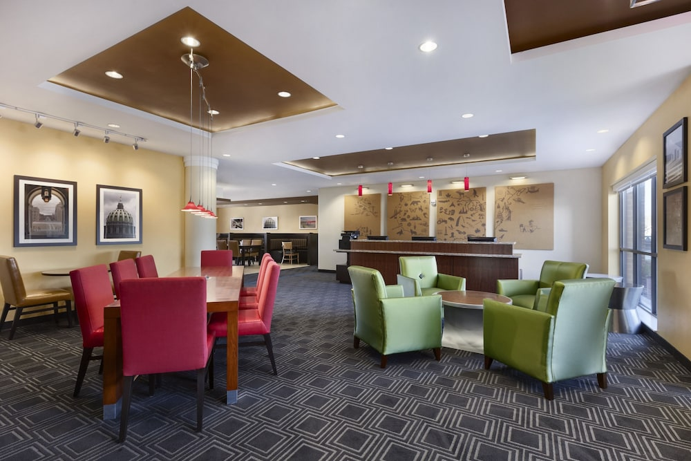 Lobby Sitting Area, Towneplace Suites by Marriott Harrisburg West/Mechanicsburg