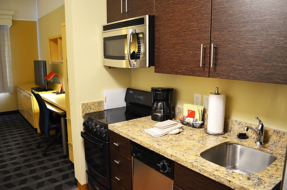 Private Kitchen, Towneplace Suites by Marriott Harrisburg West/Mechanicsburg
