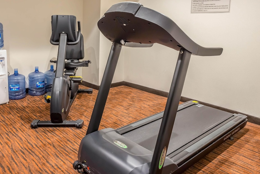 Fitness Facility, Sleep Inn Center City