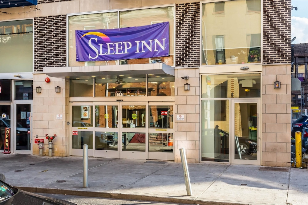 Featured Image, Sleep Inn Center City