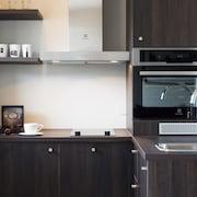 Kjøkken i rom