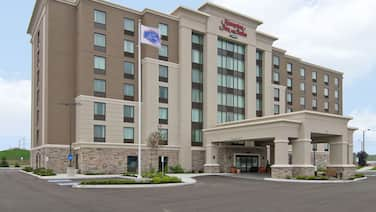 Hampton Inn & Suites by Hilton Toronto Markham, ON