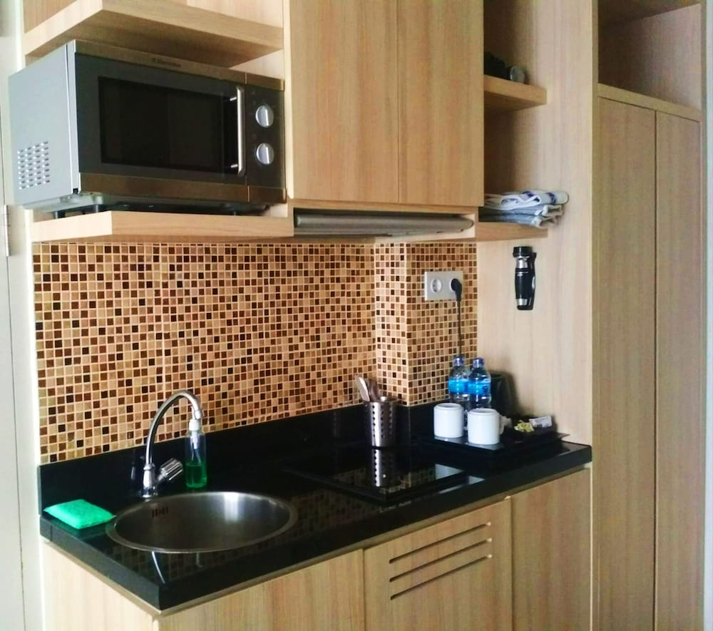 Private Kitchen, Citadines Kuta Beach Bali