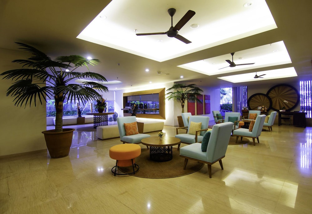 Lobby Sitting Area, Citadines Kuta Beach Bali