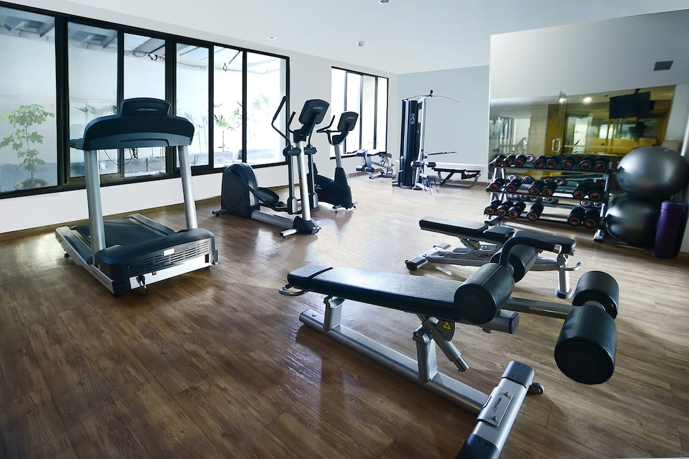 Fitness Facility, Citadines Kuta Beach Bali