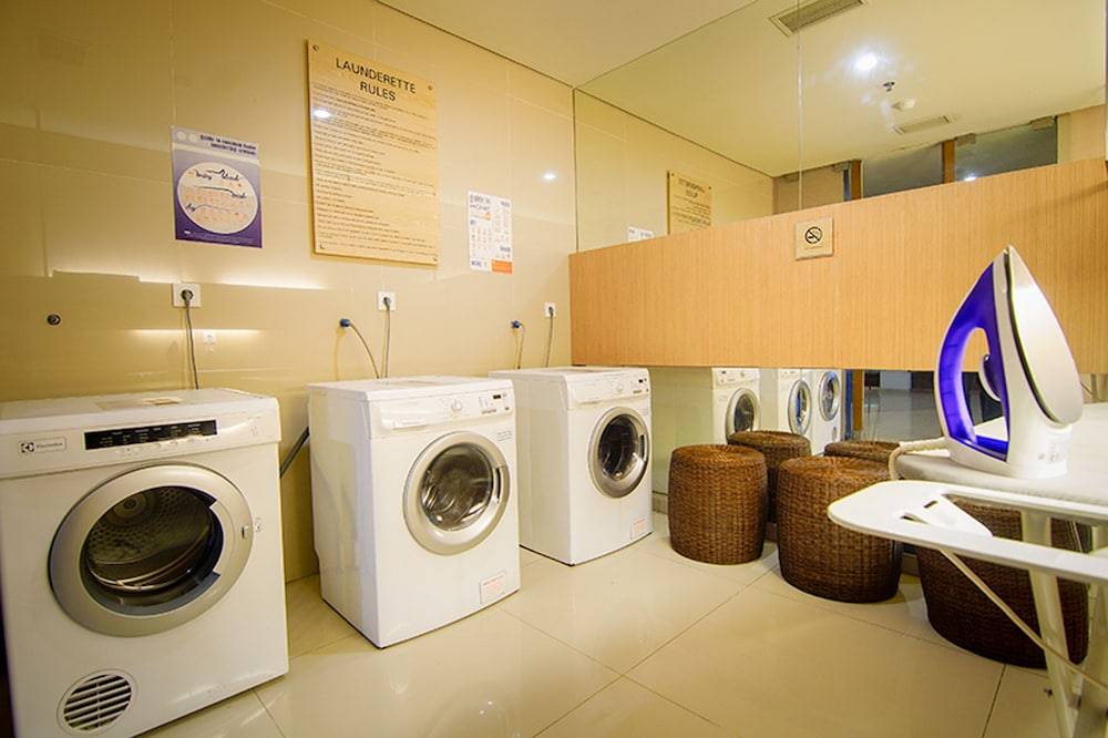 Laundry Room, Citadines Kuta Beach Bali