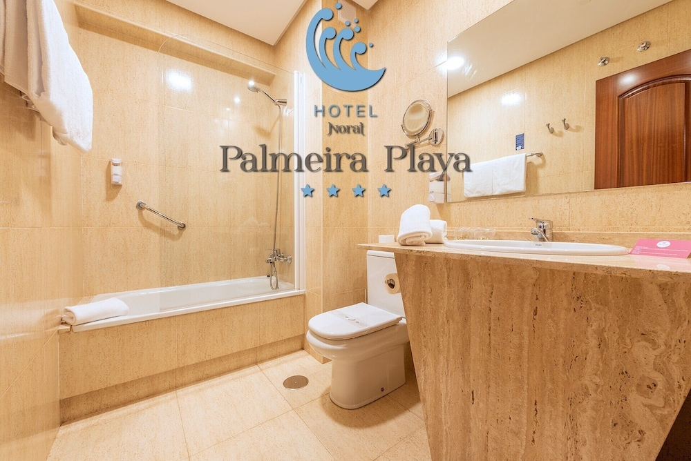 Bathroom, Hotel Norat Palmeira Playa