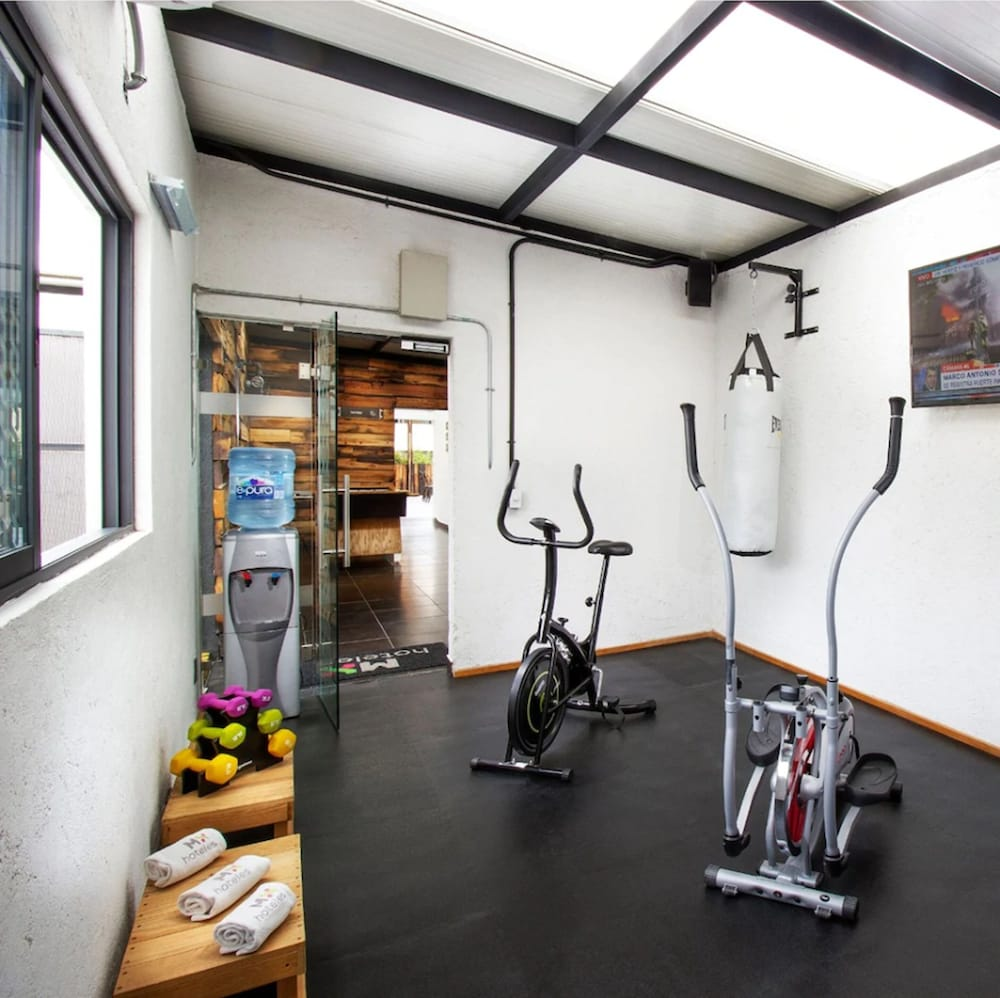Fitness Facility, Hotel MX roma