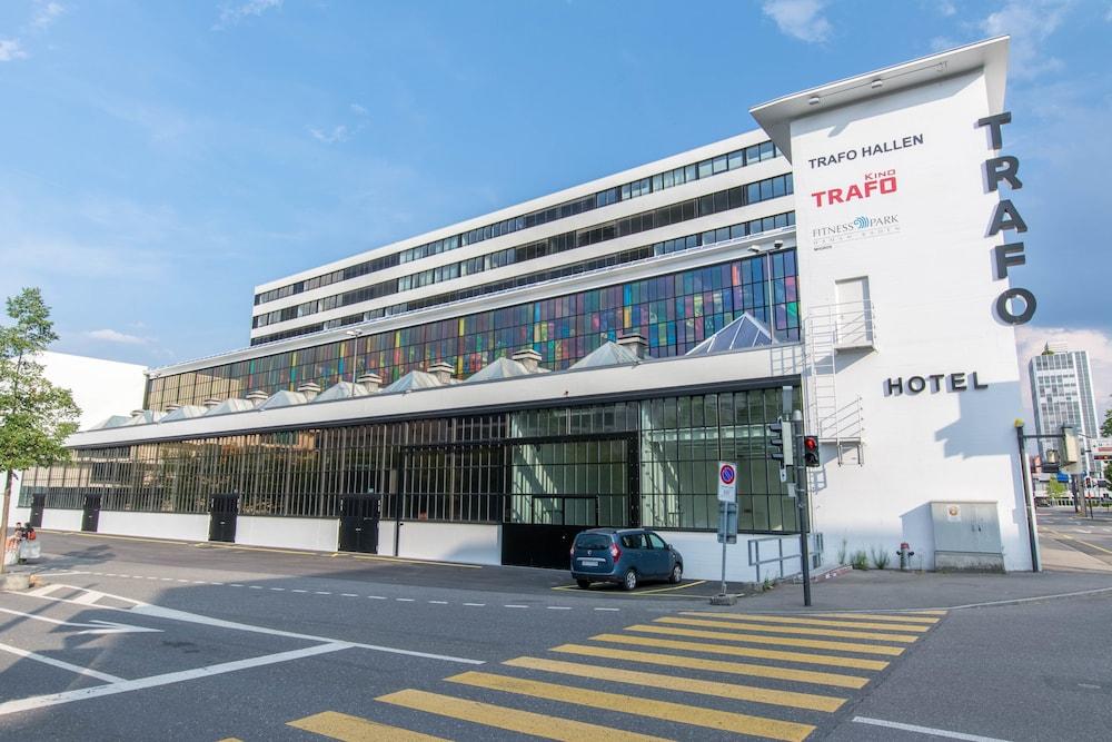 Hotel Trafo Baden