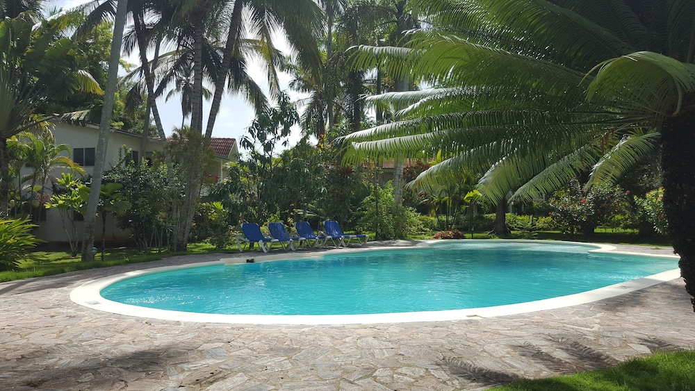Outdoor Pool, Oasis Hotel Las Terrenas