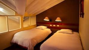 1 bedroom, in-room safe, free WiFi, linens