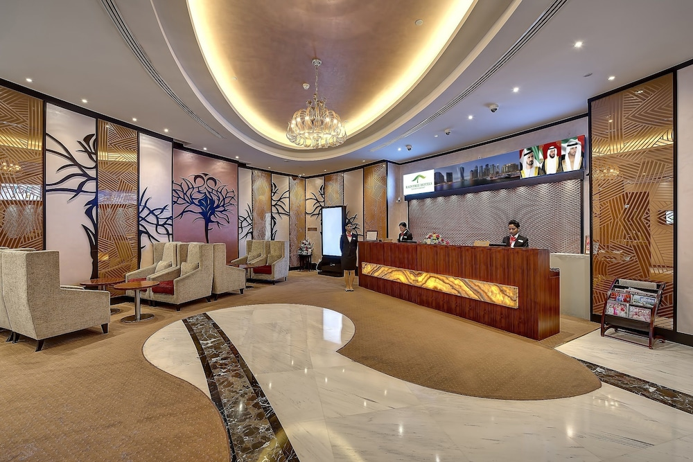 Raintree rolla hotel reviews photos rates for Gucci hotel dubai