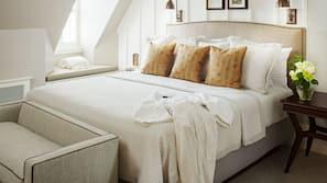 Egyptian cotton sheets, premium bedding, pillowtop beds