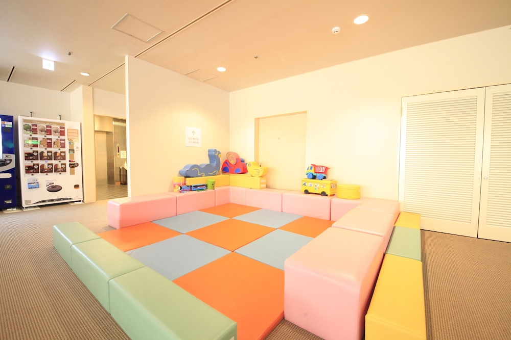 Children's Play Area - Indoor, Hakone Pax Yoshino
