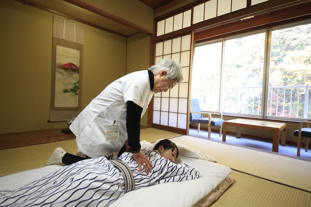 Massage, Hakone Pax Yoshino