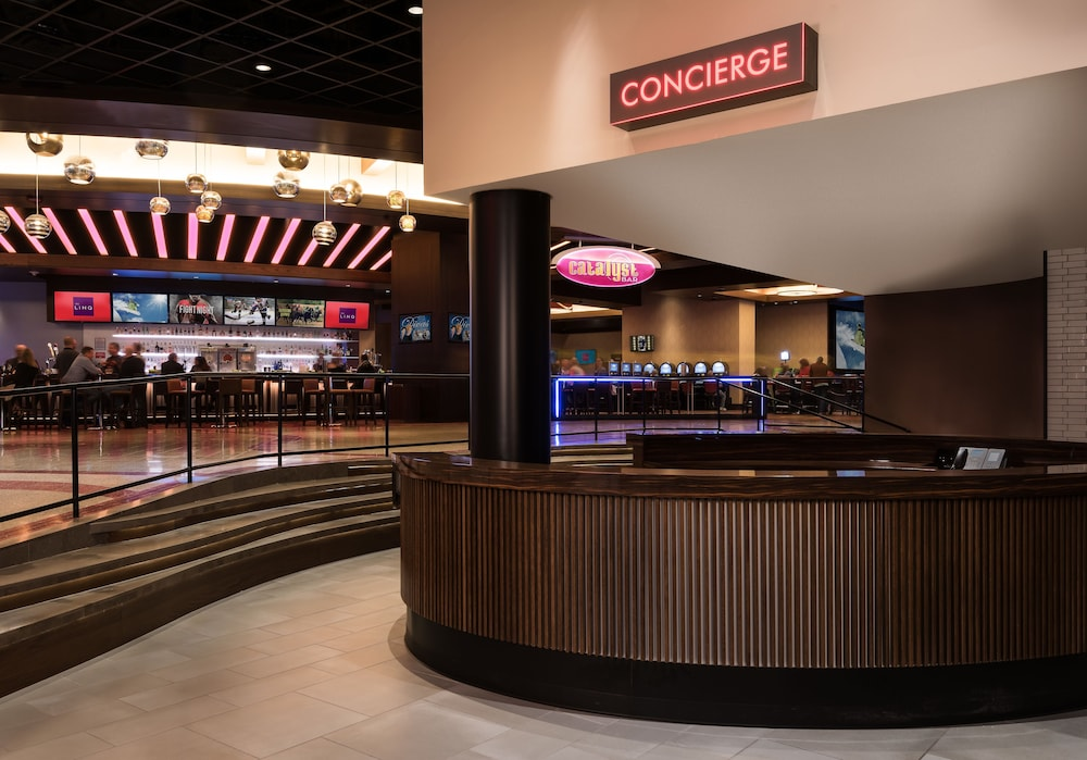 Concierge Desk, The LINQ Hotel + Experience