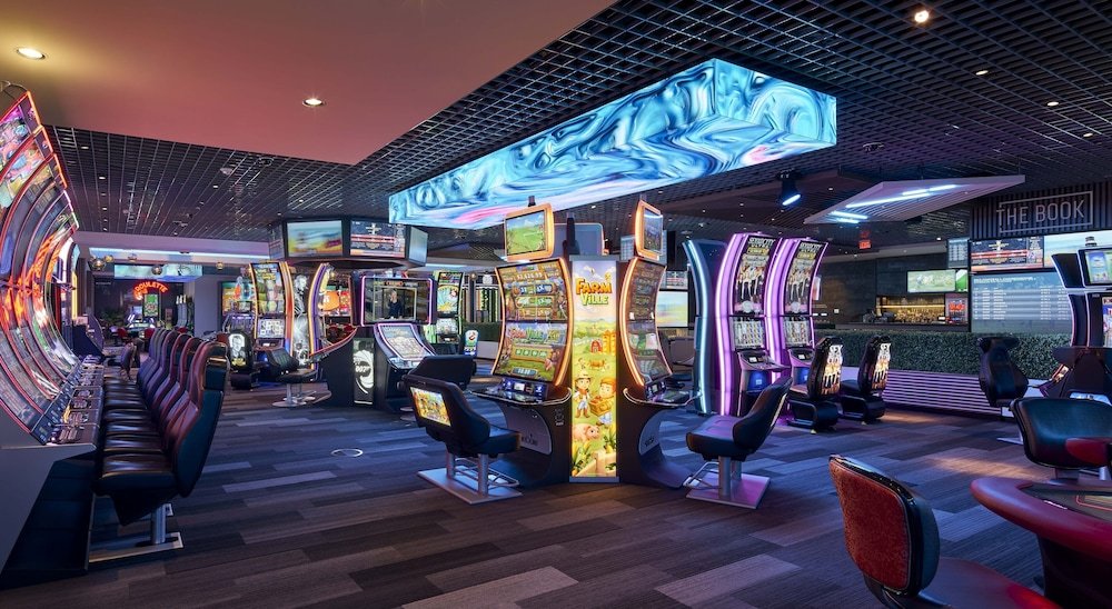Casino, The LINQ Hotel + Experience