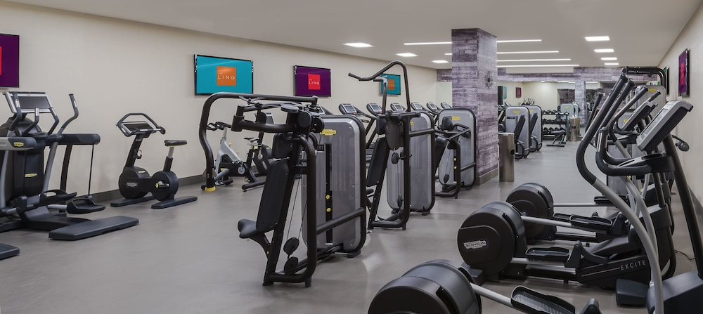 Gym, The LINQ Hotel + Experience